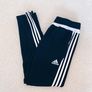 Adidas Black Skinny Track Pants